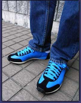<PUMA by MIHARAYASUHIRO>の『MY42』。ミハラのデザイン性とプーマの運動靴が高次元に融合した、 もはや異次元なスニーカーです。